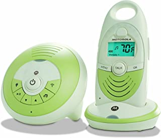 Motorola Digital Audio Baby Monitor with Room Temperature Thermometer (Discontinued by Manufacturer)