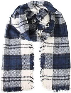Luxury Fashion | Woolrich Womens WWACC1454UT13623983 Blue Scarf | Fall Winter 19
