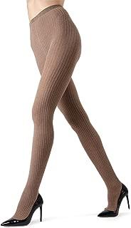 Boston Ribbed Sweater Tights | Womens Winter Hosiery - Pantyhose