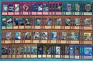 遊戯王 マーメイル 水精鱗 デッキ パーツ メガロアビス SR×3 ディニクアビス R×3 リードアビス SR×3 ガイオアビス UR×3 他