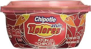 Dolores, Atún preparado con Chipotle, 135 gramos
