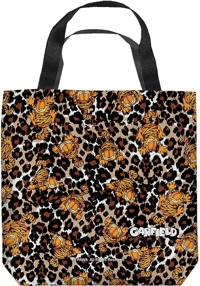 Garfield Comic Cartoon TV Series Jim Davis Big Ol Cat Wild Cat Comic Tote Bag