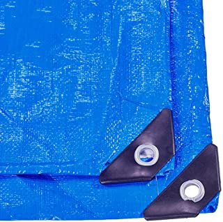 PAMEX - Toldo reforzado 90 gramos (3x4m, Azul