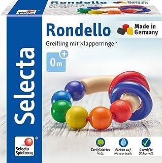 greifling holz Selecta 61007 Rondello, Greifling, 7,5 cm