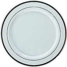 Amscan Premium Plastic Plates Supply