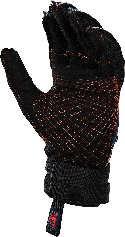 Waterski Gloves Totally Tropical Radar Atlas Inside Out