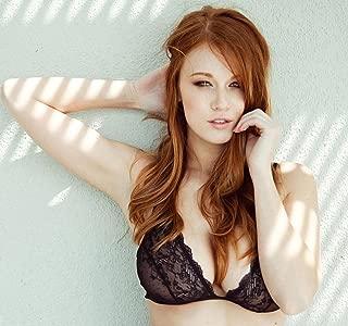 NewBrightBase Leanna Decker Sexy Girl USA Hot Star Fabric Cloth Rolled Wall Poster Print - Size: (13