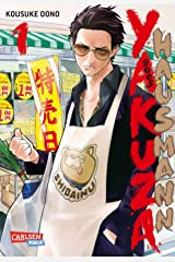 "Yakuza goes Hausmann 1: Gewinner 2020 des Will Eisner Comic Industry Awards in der Kategorie ""Best Humor Publication"" . Libro"