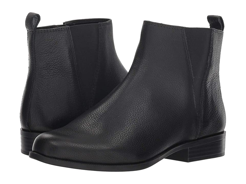 Bandolino Carnot Bootie (Black Leather) Women