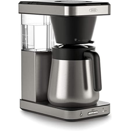 OXO Brew 8 Cup Coffee Maker, One Size, Steel