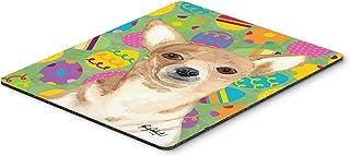 Caroline's Treasures Eggravaganza Chihuahua Easter Mouse Pad/Hot Pad/Trivet (RDR3017MP)
