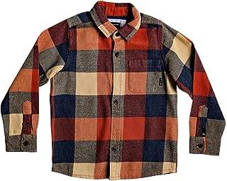 Quiksilver Motherfly Flannel Kids Shirt