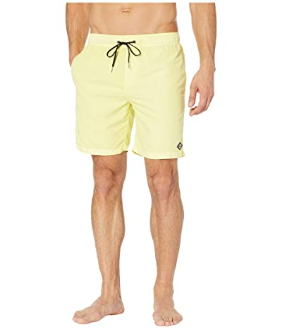 Billabong 17 All Day Layback (Neo Lime) Men