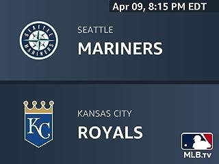 Seattle Mariners at Kansas City Royals