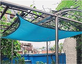 LIXIONG Zonnekap Zeil, Anti-UV Waterdicht Zonnebrandcrème, Outdoor Privacy Luifel Voor Strand Patio Tuin, Aangepaste Groot...