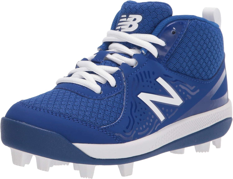 New Balance Kid's 3000 V5 Molded Baseball Shoe