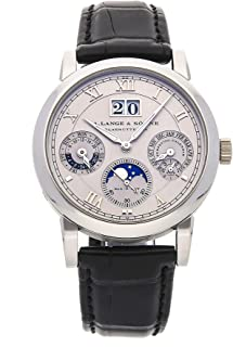 A. Lange & Sohne Langematik Mechanical (Automatic) Grey Dial Mens Watch 310.025E (Certified Pre-Owned)