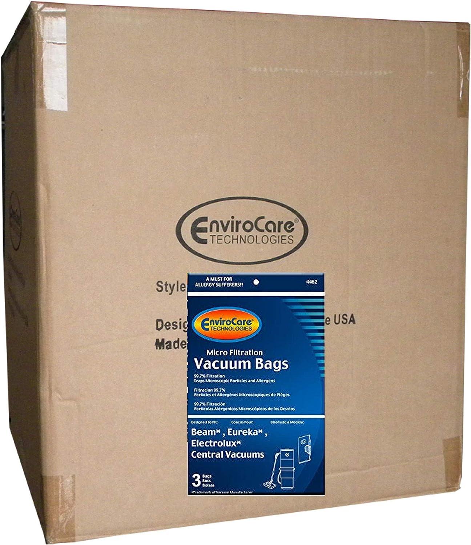 EnviroCare Excellent 150 Replacement Ranking TOP6 Vacuum Bags Eureka Electrolu for Beam