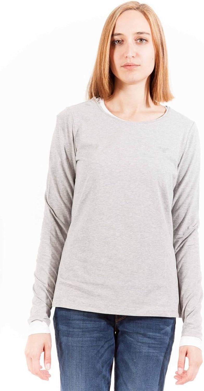 Gant 1403.404300 TShirt Long Sleeves Women Grey 93 XS