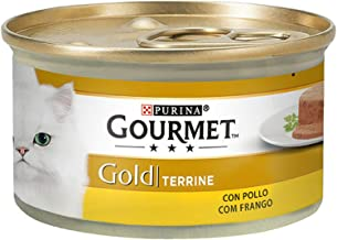 Purina Gourmet Gold Mousse Cat Food 1 x 85 g