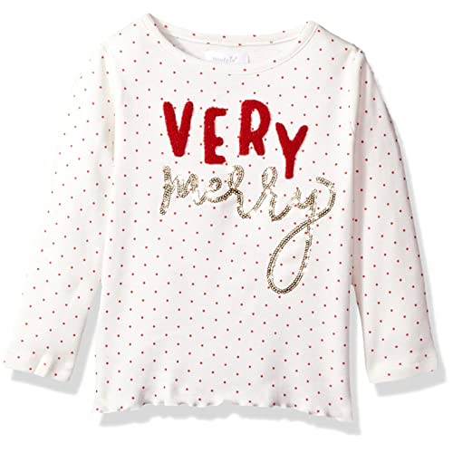 deb888753b Mud Pie Baby Girls  Toddler Holiday Christmas Long Sleeve Tunic