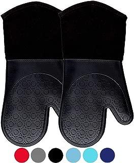 trendy oven gloves
