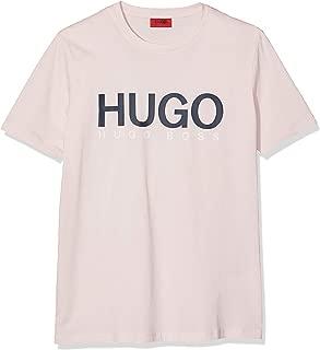 Hugo Boss Dolive Logo T-Shirt Light Pink 683 50406203