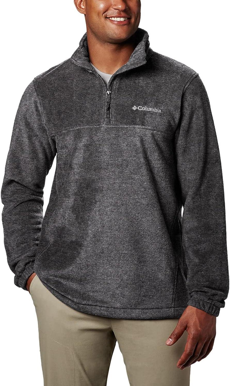 Columbia Men's Steens Mountain Half Zip Fleece