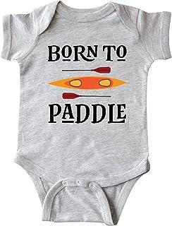 inktastic - Kayaking Born to Paddle Kayak Infant Creeper 2deb1