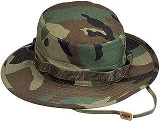 Rothco Boonie Hat Woodland Camo - (7 3/4) Inch