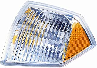 Depo 333-1528L-US Jeep Compass Driver Side Replacement Parking/Signal Light Unit without Bulb