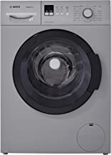 Bosch 6.5 kg Fully-Automatic Front Loading Washing Machine (WAK20166IN, Titanium)