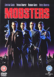 Mobsters [Reino Unido] [DVD]