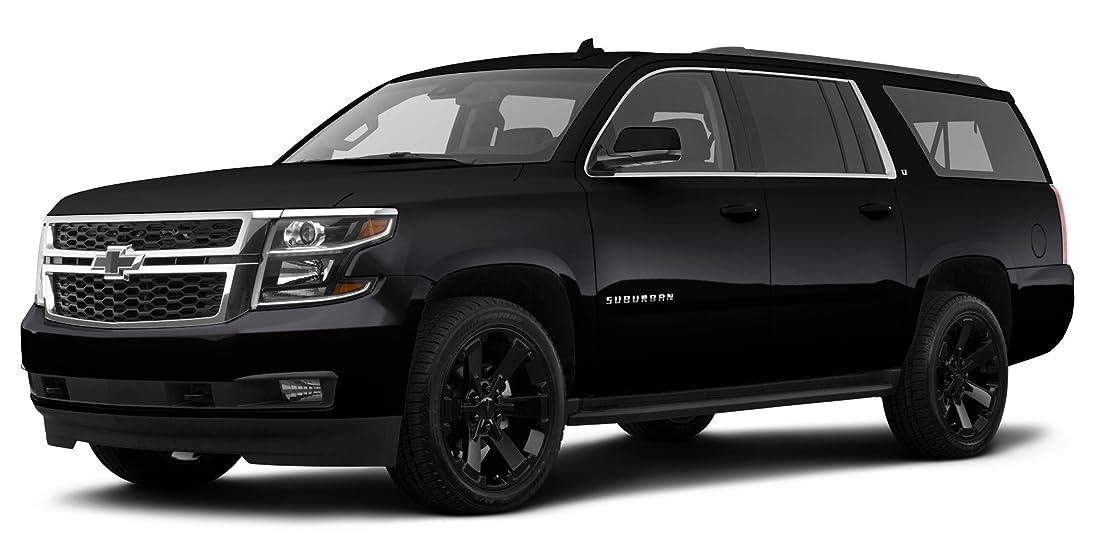 Amazon Com 2018 Chevrolet Suburban Reviews Images And Specs Vehicles