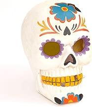 Gerson International Day of The Dead Magnesium Skull Halloween