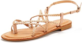 Women's Strappy Flat Sandals