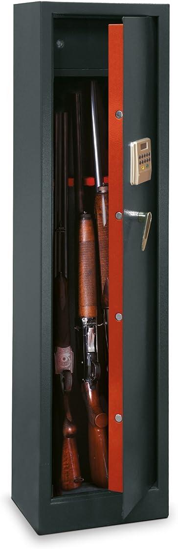 Armadio per 5 fucili con serratura elettronica codice dell`articolo: tce/5 technosafe B00GLK0W9C