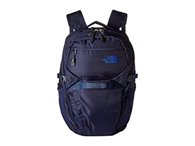 The North Face Router Backpack (Montague Blue/TNF Blue) Backpack Bags