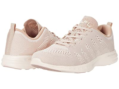 Athletic Propulsion Labs (APL) Techloom Pro (Nude/Rose Dust/White) Women