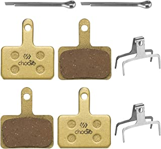 comprar comparacion Chooee 2 Pares Pastillas de Freno para Shimano B01S M315 M355 M365 M375 M395 M396 M415 M416 M445 M446 M447 M465 M475 M485 ...