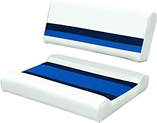 Wise Pontoon Flip-Flop Seat Cushion Set - For use with 8WD125FF-1B Series Base
