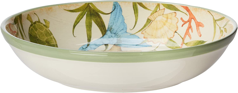 Certified half International Sea Beauty Pasta Bowl Serving Mesa Mall x 13.25