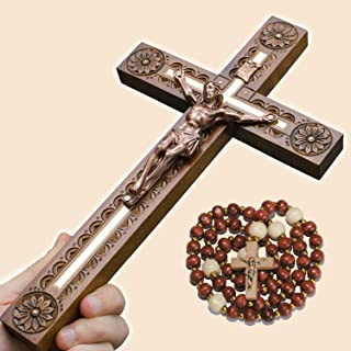 Best plain wooden crucifix Reviews