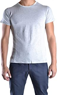 Yohji Yamamoto Luxury Fashion Mens MCBI11480 Grey T-Shirt | Season Outlet
