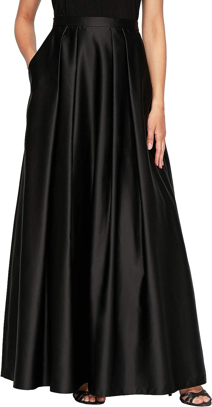 1940s Teenage Fashion: Girls Alex Evenings Womens Long Ballgown Skirt  AT vintagedancer.com