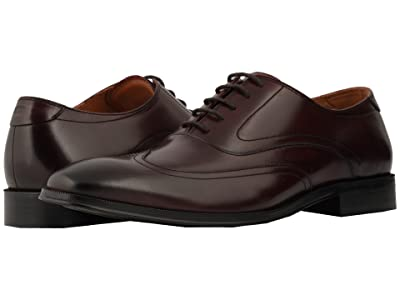 Florsheim Belfast Wingtip Oxford (Burgundy Smooth) Men