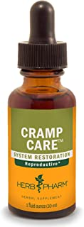 Herb Pharm Cramp Care Liquid Herbal Extract to Support a Healthy Menstrual Cycle - 1 Ounce