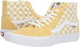 (Checkerboard) Pale Banana/Marshmallow
