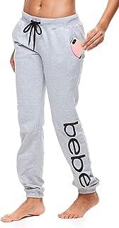 Womens Sweatpants French Terry Jogger Lounge Sleep Pajamas