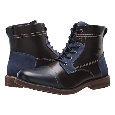 PARC City Boot Westpoint (Brown/Navy) Men